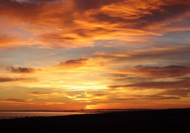 simply gorgeous sunrise
