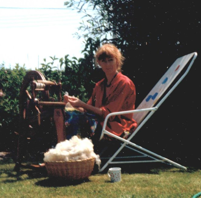 K spinning Shobrooke 1987