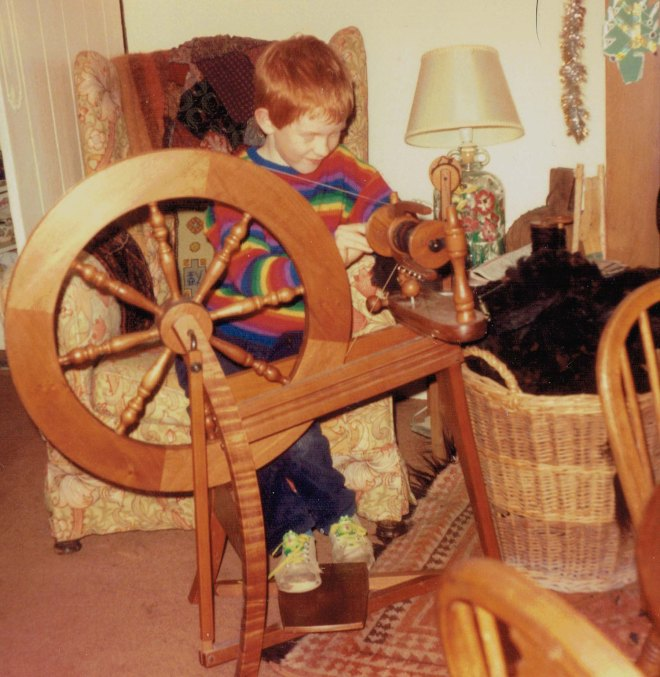 Xmas 1989 Jam Shobrooke