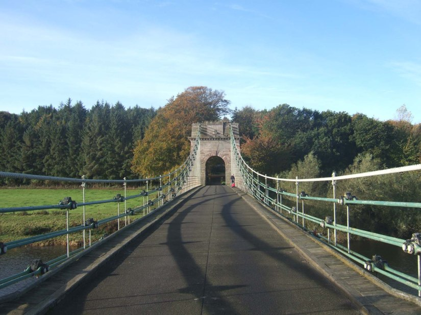 Union Chain Bridge