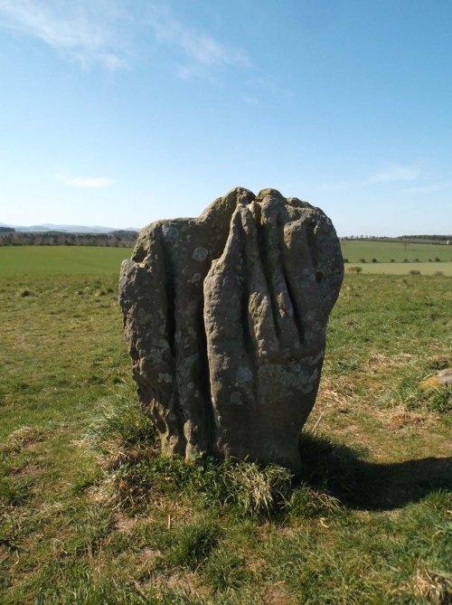 Duddo stone