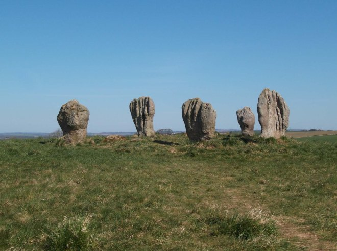 Duddo stones