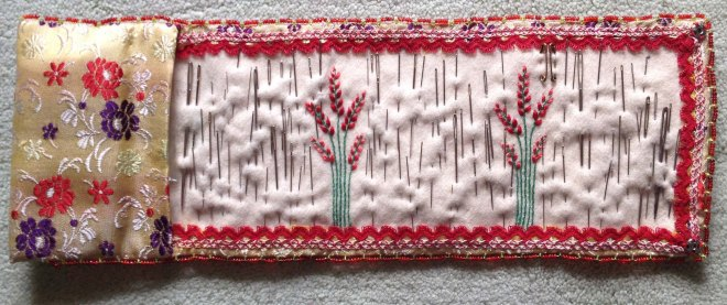 Great-Gran's needle case