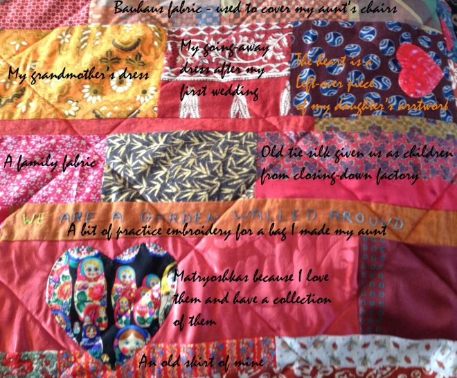 quilt story edited with text
