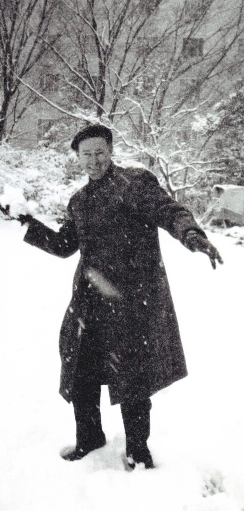 RHE snow 1966