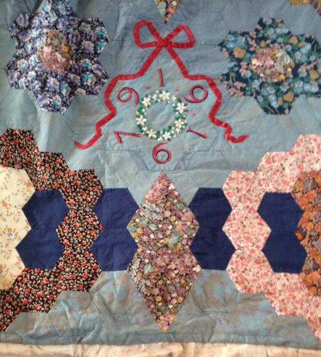 Wedding quilt date