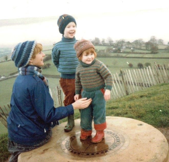 J & H 1985 Glastonbury Tor
