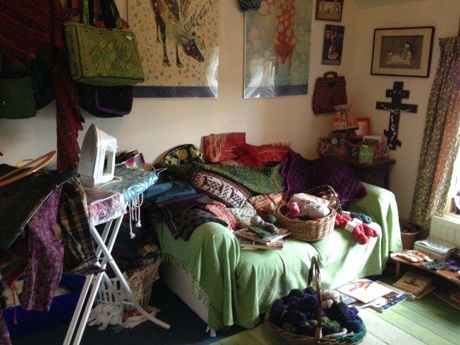 woolly room workings