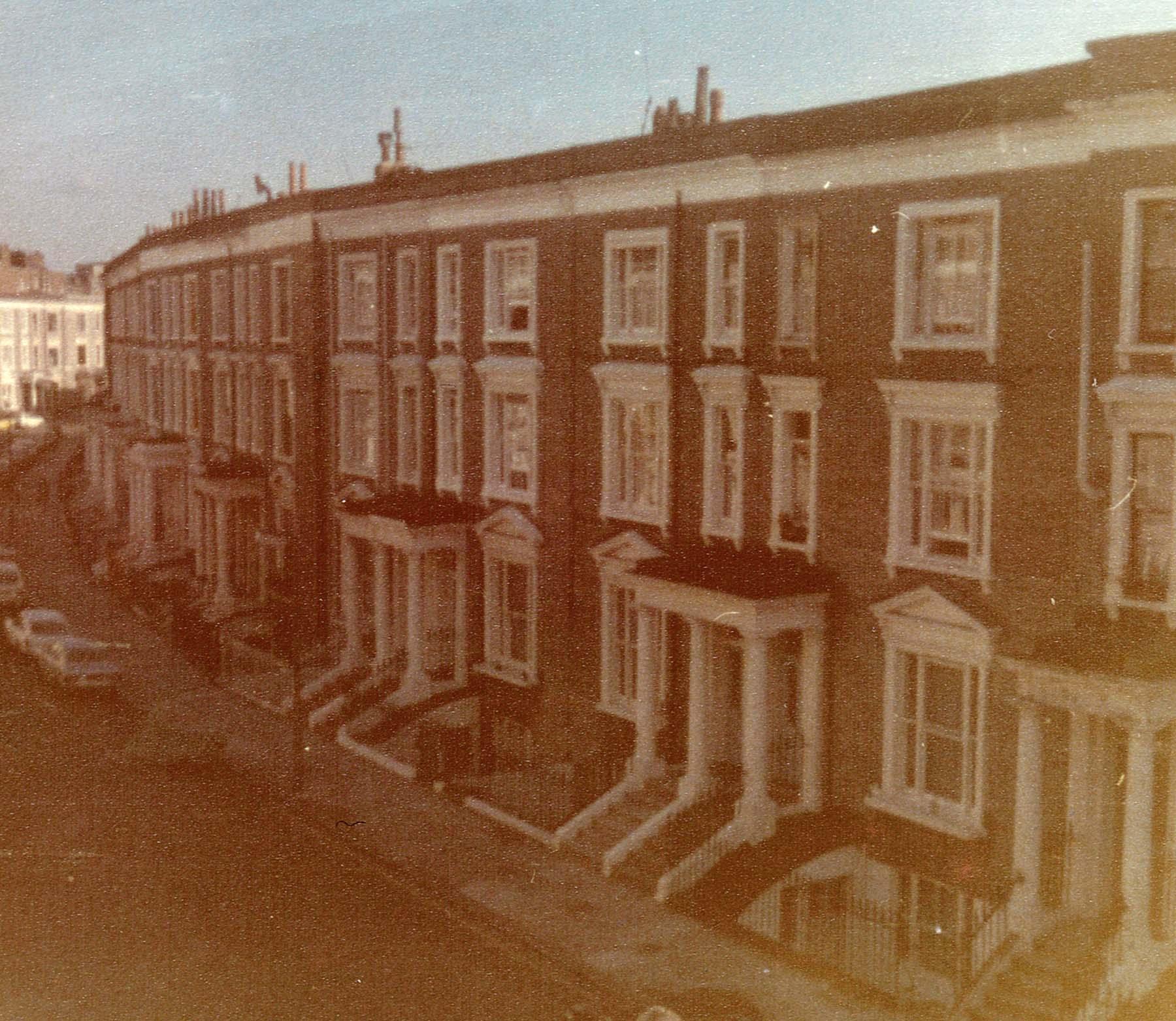 Eardley Crescent 1978