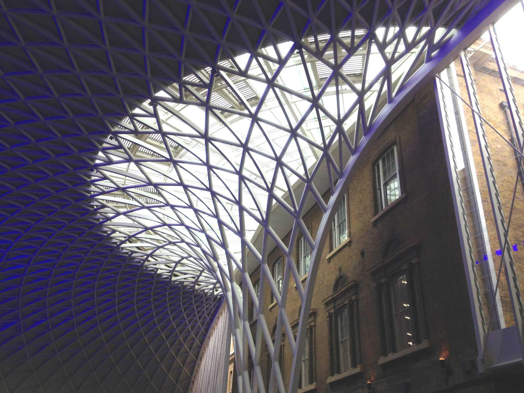 Kings Cross roof 1