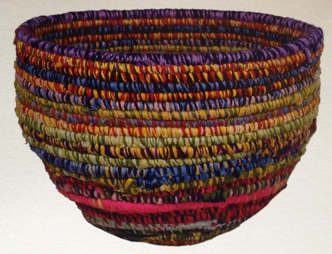 Modern Aboriginal basketware