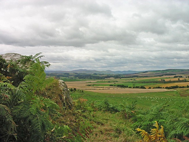 Kettley Crag outlook west
