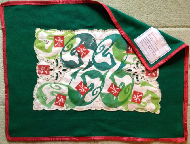 Christmas GiveWrap for NeedleworkCollective