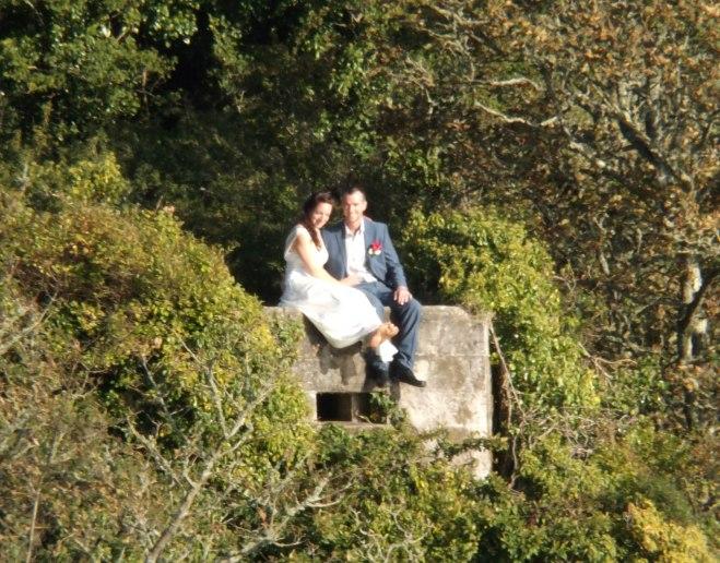 Jak & Ellie on bunker