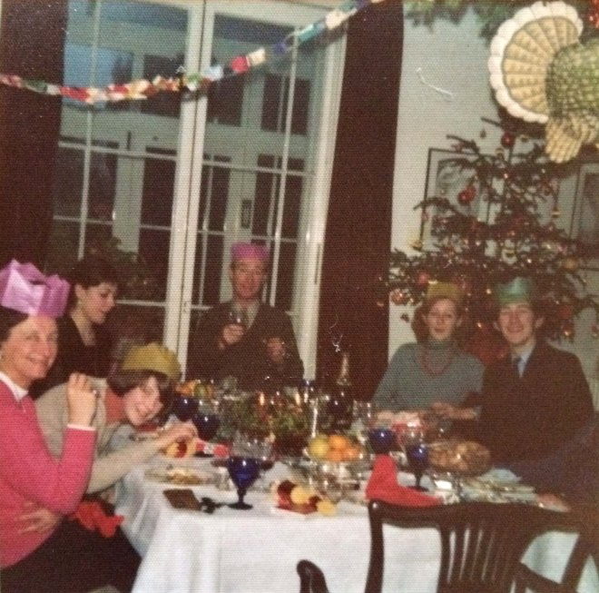 Christmas 1975 Farningham