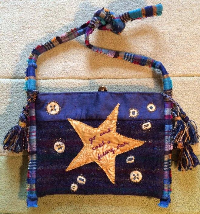 Falling star bag