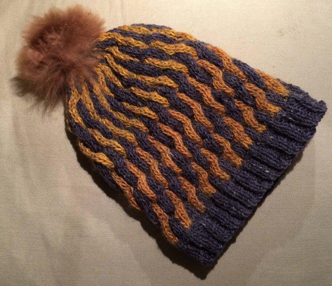 Jam's Christmas hat
