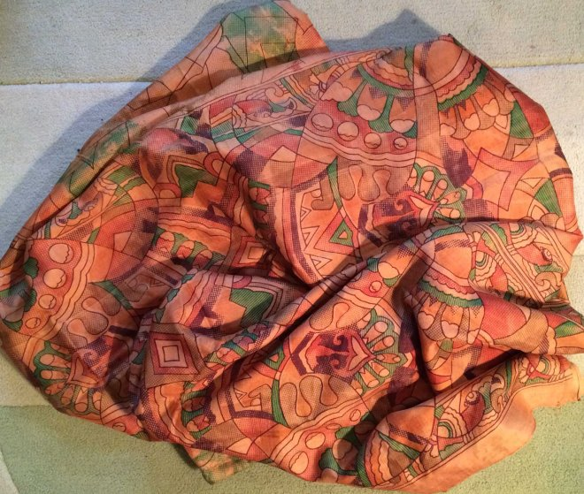 recycled sari