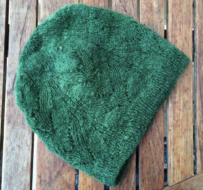 green Loch cap