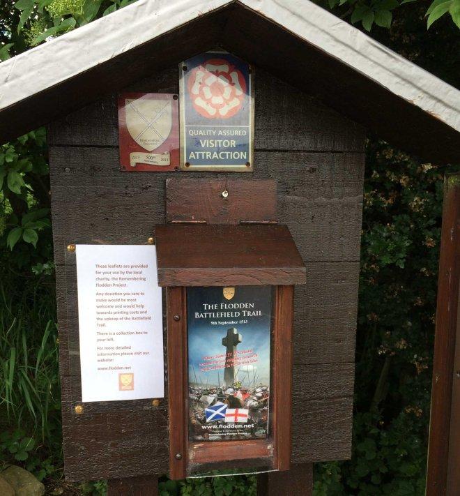 Free leaflets about Flodden