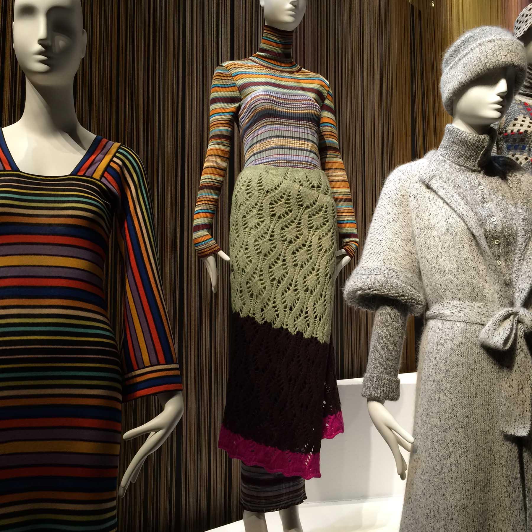 knitted skirt - inspiration for stephen .