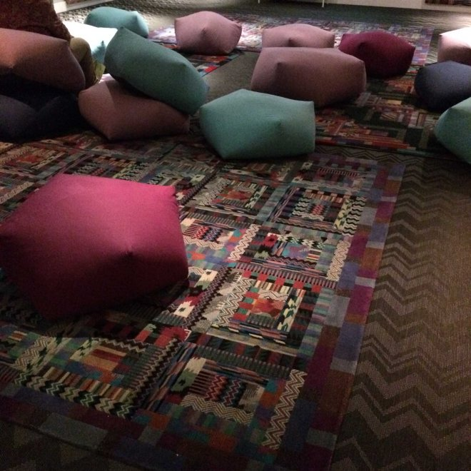 Missoni carpet