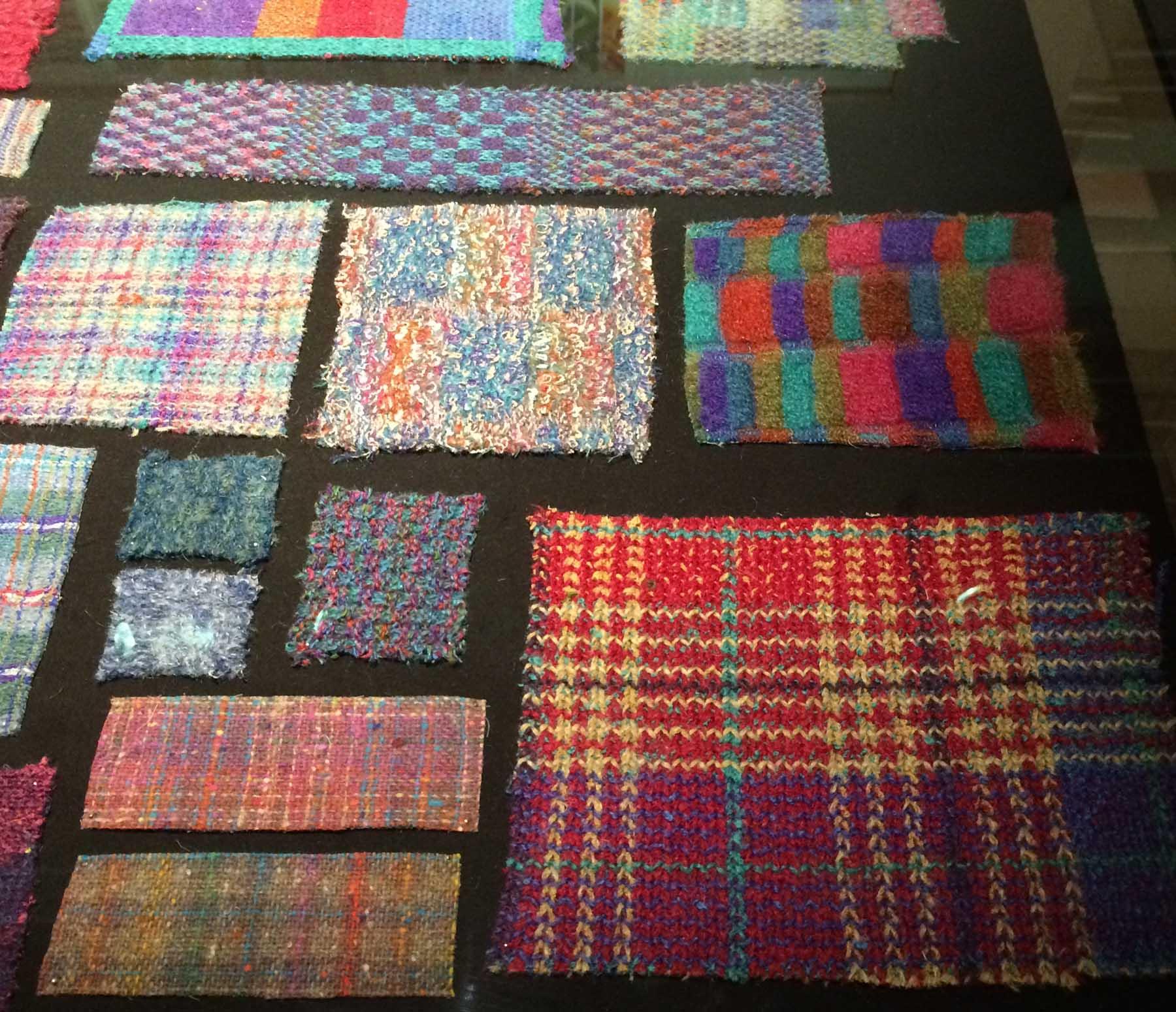 sample knits