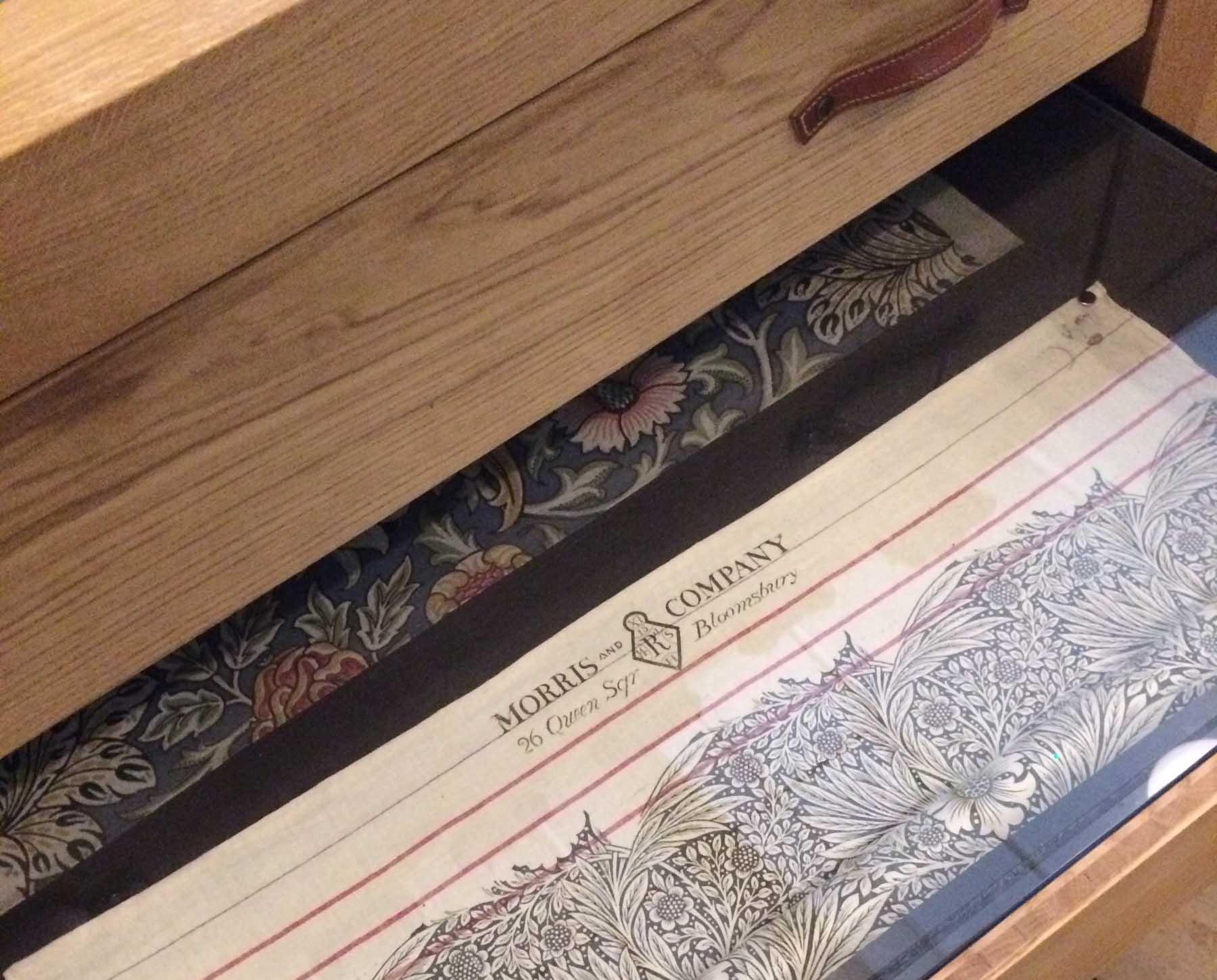 drawers-in-morris-museum