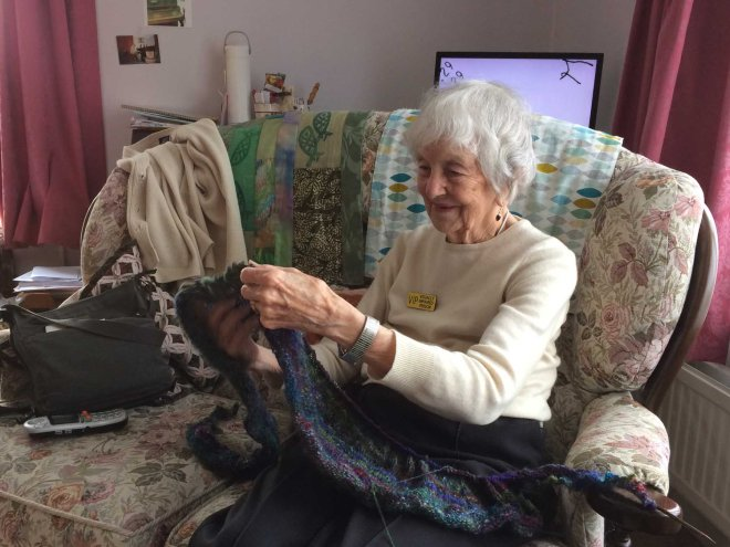 showing-eileen-my-knitting