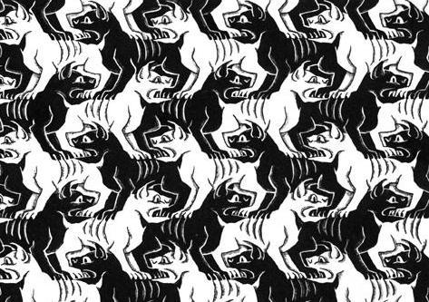 14-escher-dogs