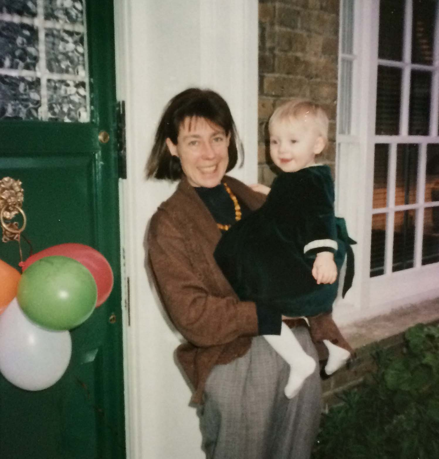 marian-louisas-first-birthday-1995