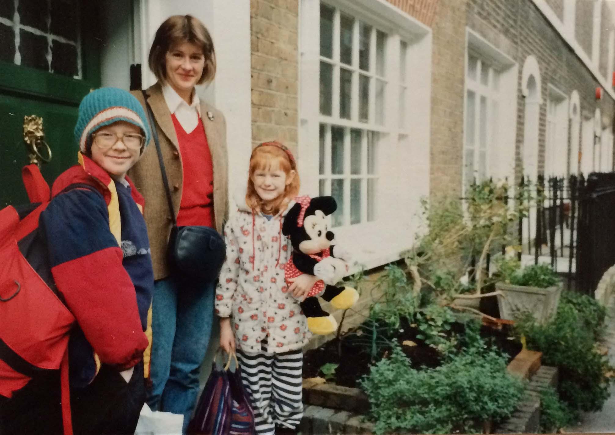 november-1991-half-term-visit
