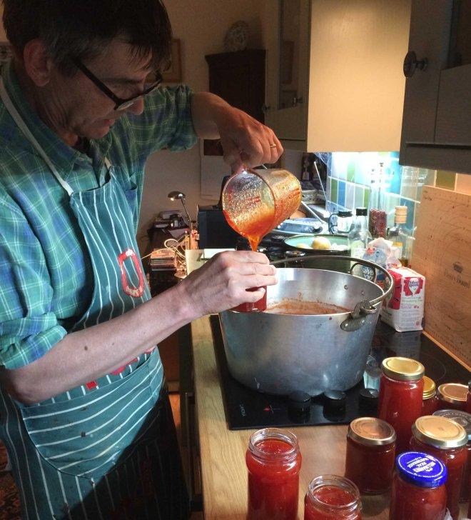 stephen-making-chilli-jam