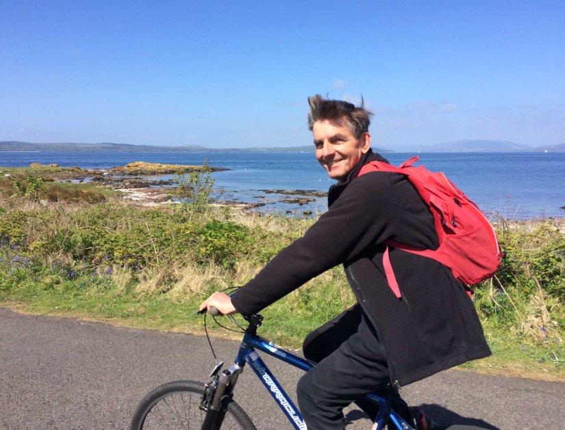 To Cumbrae and back through the Scottishborderlands