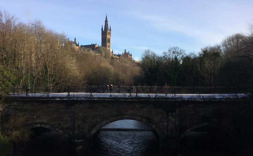 Glasgow weekend