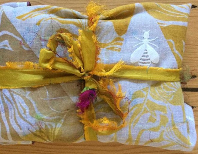 parcel from Polly