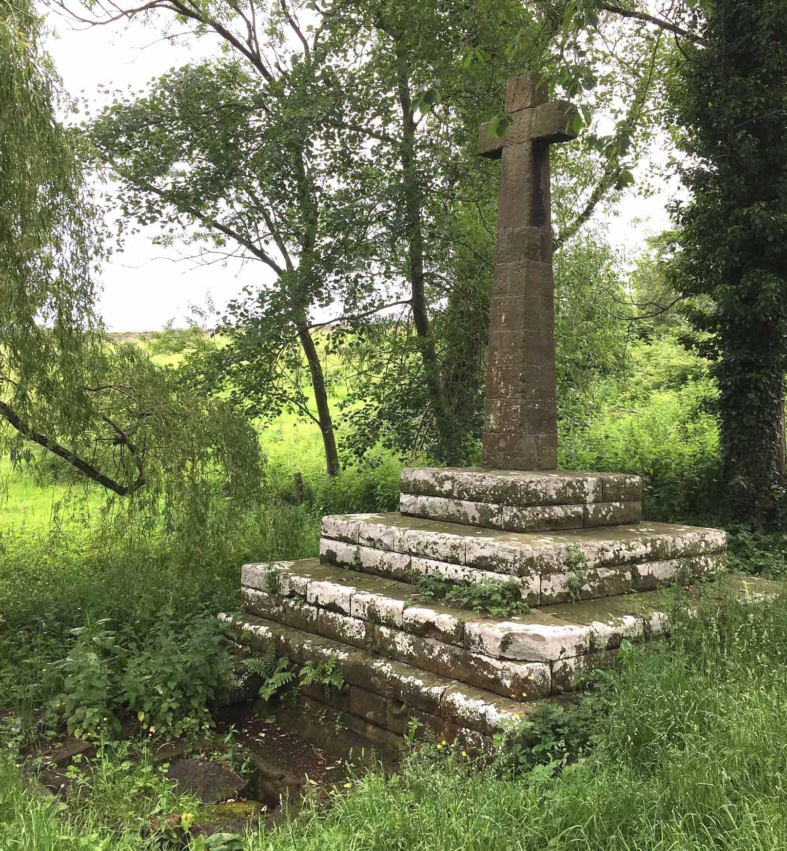 Doddington's holy well