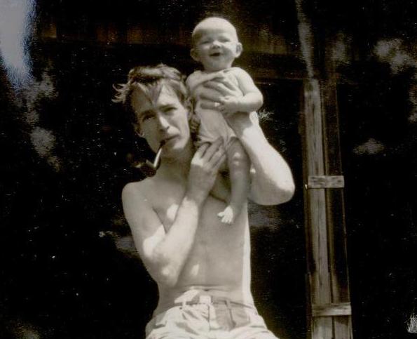 Dick & Katherine, Chuzenji 1954