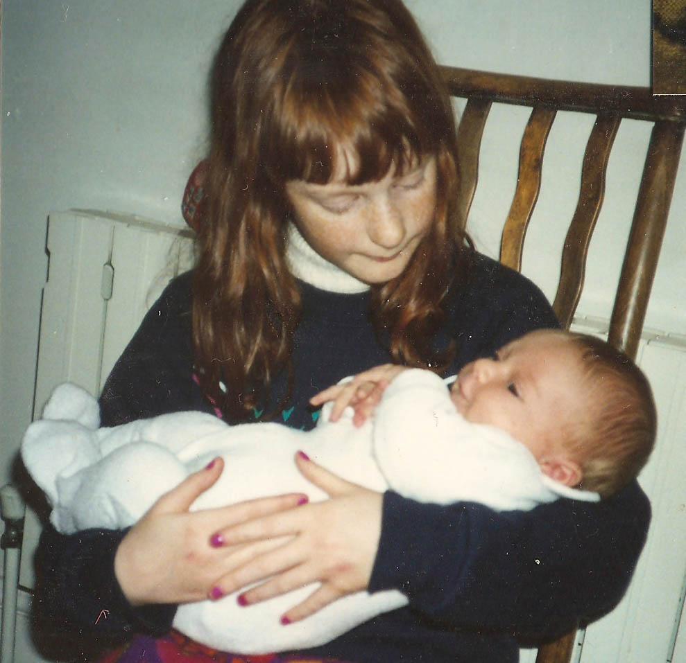 Helen & Louisa 1994
