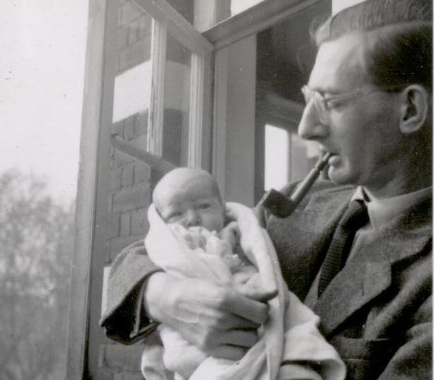 John & Polly 1953