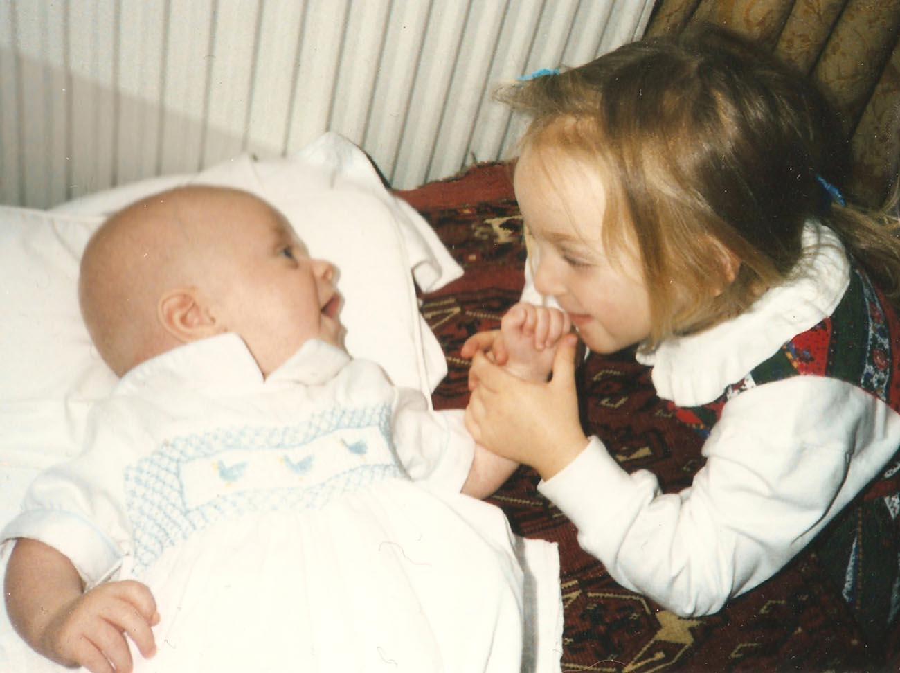Louisa & Johnny, 1996
