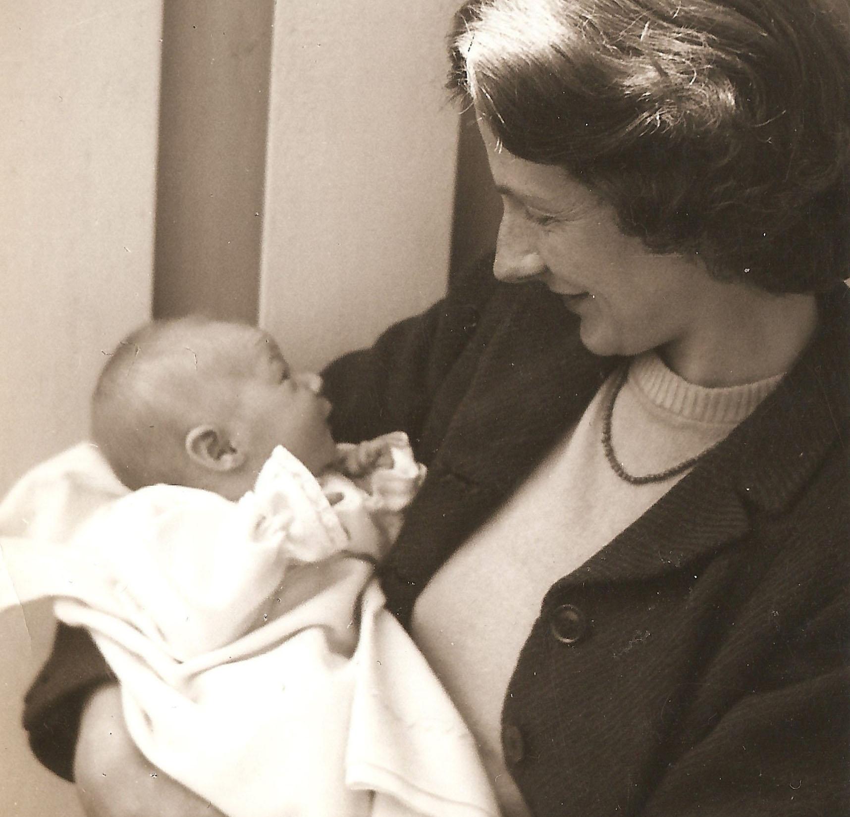 Mary & Katherine 1954